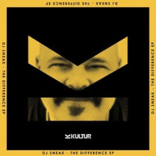 DJ Sneak - The Difference EP (Kultur)