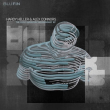 Hardy Heller, Alex Connors - The First Everyday House Robot EP (BluFin)
