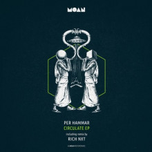 Per Hammar - Circulate EP (Moan)