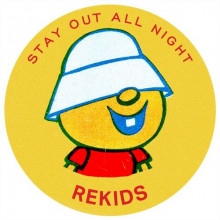 Radio Slave  - Stay Out All Night (Rekids)