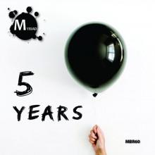 VA - 5 Years Myriad Black Records  (Myriad Black)