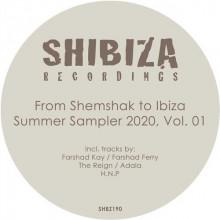VA - From Shemshak to Ibiza, Summer Sampler, Vol. 01 (Shibiza)