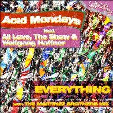 Ali Love & The Show & Acid Mondays & Wolfgang Haffner - Everything (Cuttin' Headz)