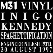 Inigo Kennedy - Spaghettification EP (Missile)