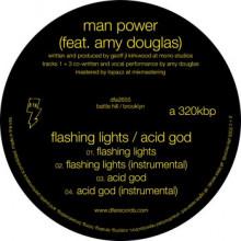 Man Power - Flashing Lights / Acid God (Dfa)