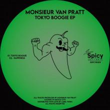 Monsieur Van Pratt - Tokyo Boogie EP (Super Spicy)