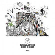 Sasha, Artche - Siren Chords (Last Night On Earth)