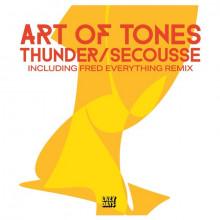 Art Of Tones - Thunder / Secousse (Lazy Days)