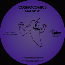 Cosmocomics - STAY UP EP ( Super Spicy )