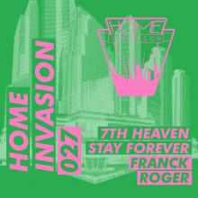 Franck Roger - 7th Heaven EP  (Home Invasion)