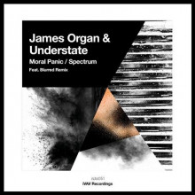 James Organ, Understate - Moral Panic / Spectrum (iVAV)