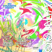Leonor - Xantolo EP (My Favorite Robot)