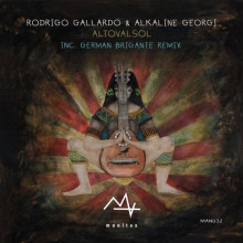 Rodrigo Gallardo, Alkaline Georgi - Altovalsol EP (Manitox)