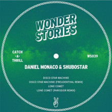 Shubostar & Daniel Monaco - Disco Star Machine (Wonder Stories)
