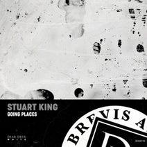 Stuart King - Going Places (Dear Deer White)