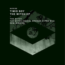 Timid Boy - The Witch EP (New Violence)