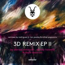 3D Remix EP II (Selador)