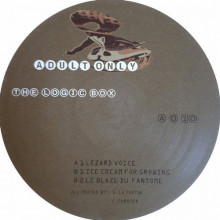 Chris Carrier, The Logic Box - Adult Only Records 20 (Adult Only)