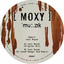 Demuir - Soul Muzak  (Moxy Muzik)