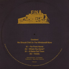 GODDARD (UK) - We Should Chill On The Windowsill More (Fina )