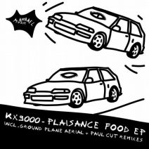 Kx9000 – Plaisance Food EP (Apparel)