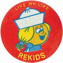 Radio Slave - Live My Life (Rekids)