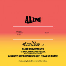 SunPalace - Rude Movements (Remixes) (ALIM)