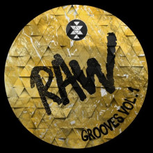 VA - RAW GROOVES VOL.1 (Solid Grooves Raw)