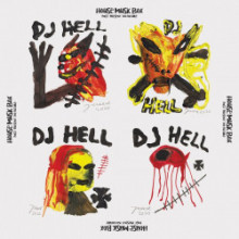 DJ Hell - House Music Box (Past Present No Future) (The Dj Hell Experience)