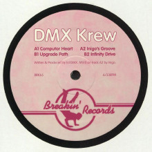 DMX Krew - Computor Heart (Breakin')