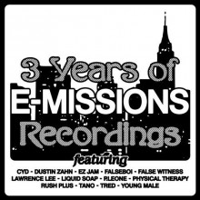 VA - 3 YEARS OF E-MISSIONS RECORDINGS (E-MISSIONS)