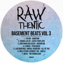 VA - Basement Beats Vol. 3 (Rawthentic)