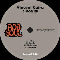 Vincent Caira - C'MON EP (Robsoul)