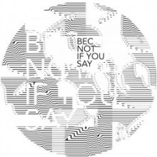 Bec - Not If You Say EP (Kneaded Pains)