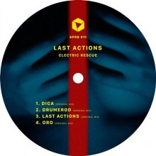 Electric Rescue - Last Actions (Spectral Rebel)