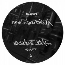 James Ruskin, Mark Broom - Basement Jams (Blueprint)