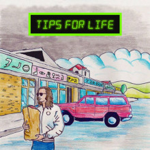 Legowelt - Tips For Life (Nightwind)