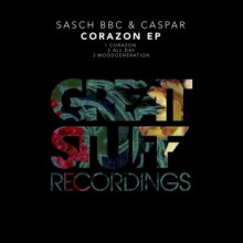 Sasch Bbc & Caspar - Corazon (Great Stuff)