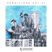 Soul Button, Clawz SG - Renditions Vol. 01 (Steyoyoke)