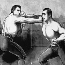 VA - Bareknuckle Boxing (MORD)