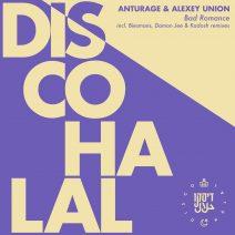 Anturage, Alexey Union - Bad Romance  (Disco Halal)