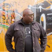 Carl Cox ARTIST OF THE MONTH CHART