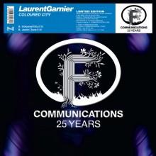 Laurent Garnier - Coloured City  (F Communications)