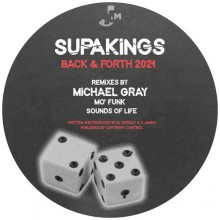 Supakings - Back and Forth 2021 (PJMS0246)