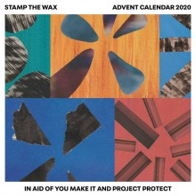 VA - 2020  Advent Calendar - in aid of You Make It and Project Protect (Stamp The Wax)