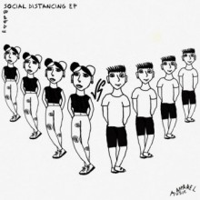 BABSY - Social Distancing EP (Apparel Music)
