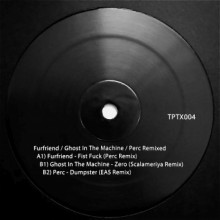 Furfriend, Ghost In The Machine, Perc - Remixed (Perc Trax)