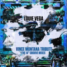 Louie Vega - Vince Montana Tribute (The 14″ Groove Mixes) (Nervous)