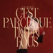 Marie Davidson & L'Oeil Nu - C'est Parce Que J'm'en Fous (Jlin Remix) (Ninja Tune)