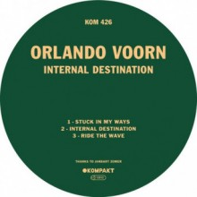 Orlando Voorn - Internal Destination (Kompakt)